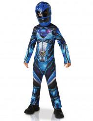 Costume Power Rangers™ blu - il film per bambino