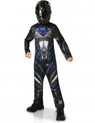 Costume Power Rangers™ nero - il film per bambino