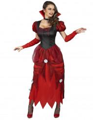 Costume vampiro per donna