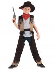 Costume western per bambino