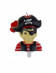Candelina pirata da 7 cm
