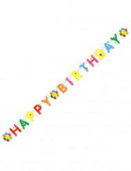 Ghirlanda Happy Birthday Smile