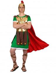 Costume centurione romano verde da uomo