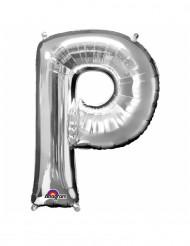 Palloncino alluminio gigante P argento 60 x 81 cm