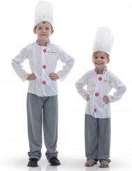 Costume da cuoco per bambino