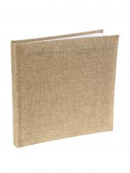 Libro delle firme in tela di iuta