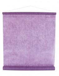 Arazzo in tessuto non tessuto lilla