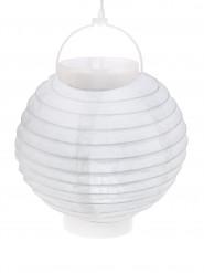 Lanterna luminosa bianca 20 cm