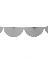 Ghirlanda di ventagli grigi