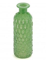 Bottiglia di vetro verde