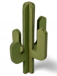 Cactus di legno