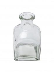 Vaso di vetro quadrato 10.5 cm