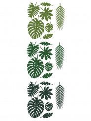 21 decorazioni da tavola Hawaii