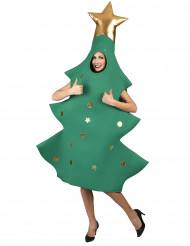 Travestimento albero di Natale 3D per adulto