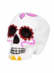 Cranio colorato Dia de los muertos