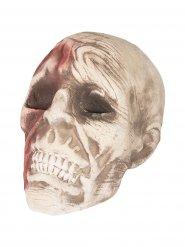 Cranio di zombie Halloween