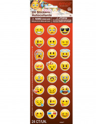 24 stickers emoticons Emoji™
