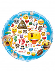 Palloncino di alluminio gigante Emoji™