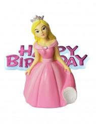 Statuina principessa Happy Birthday