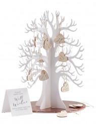 Libro per le firme a forma di albero