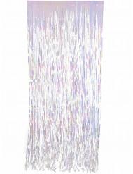 Tenda scintillante iridescente