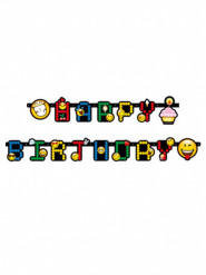 Ghirlanda Happy Birthday Smiley emoticons™