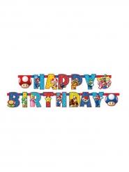 Ghirlanda Happy Birthday Super Mario™