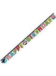 Ghirlanda Happy Birthday tema pirata