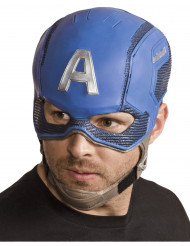 Casco di Captain America™ per adulto