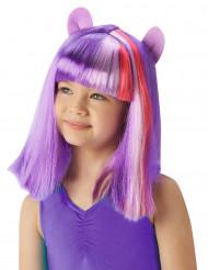 Parrucca viola e rosa My little pony™