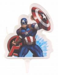 Candelina di compleanno Captain America™