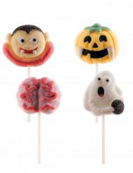 4 lecca lecca marshmellow Halloween