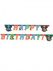 Ghirlanda Happy Birthday Avengers Topolino racing™