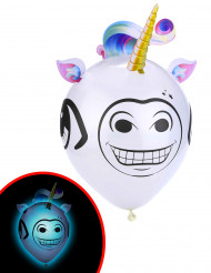 Palloncino a LED unicorno Illooms™