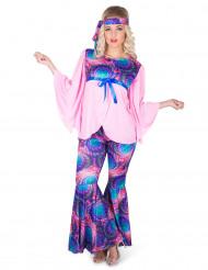 Costume hippie stile gipsy per donna
