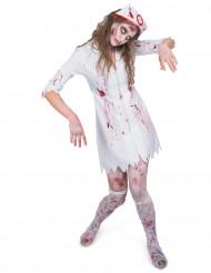 Costume da infermiera zombie da donna