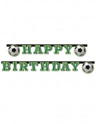 Ghirlanda Happy Birthday Football Fans