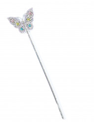 Bacchetta a forma di farfalla per bambina