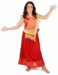Costume ballerina indiana di Bollywood bambina