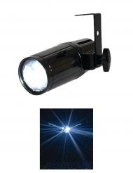 Laser con flash a LED