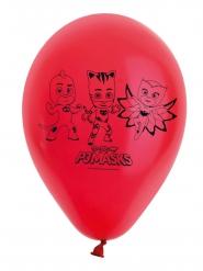 8 palloncini rossi in lattice Super Pigiamini™