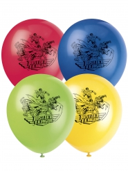 8 palloncini di lattice Justice League™