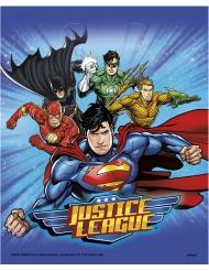 8 sacchetti per festa Justice League™