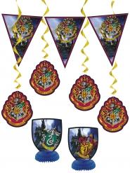 Kit 7 decorazioni Harry Potter™