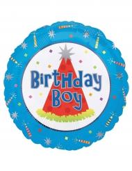 Palloncino di alluminio Birthday boy