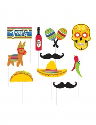 10 accessori photobooth Messico fiesta