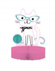 Centrotavola gattino vintage