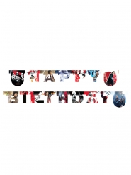Ghirlanda Happy Birthday Star Wars Gli ultimi Jedi™