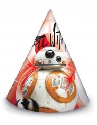 6 cappellini per festa Star Wars 8 Gli ultimi Jedi™