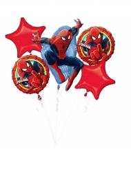 Bouquet 5 palloncini Spiderman Ultimate™